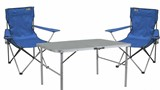 Foldable Chairs & Table