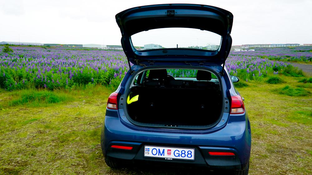 Budget Car Rental In Reykjavik - Car Rental In Iceland