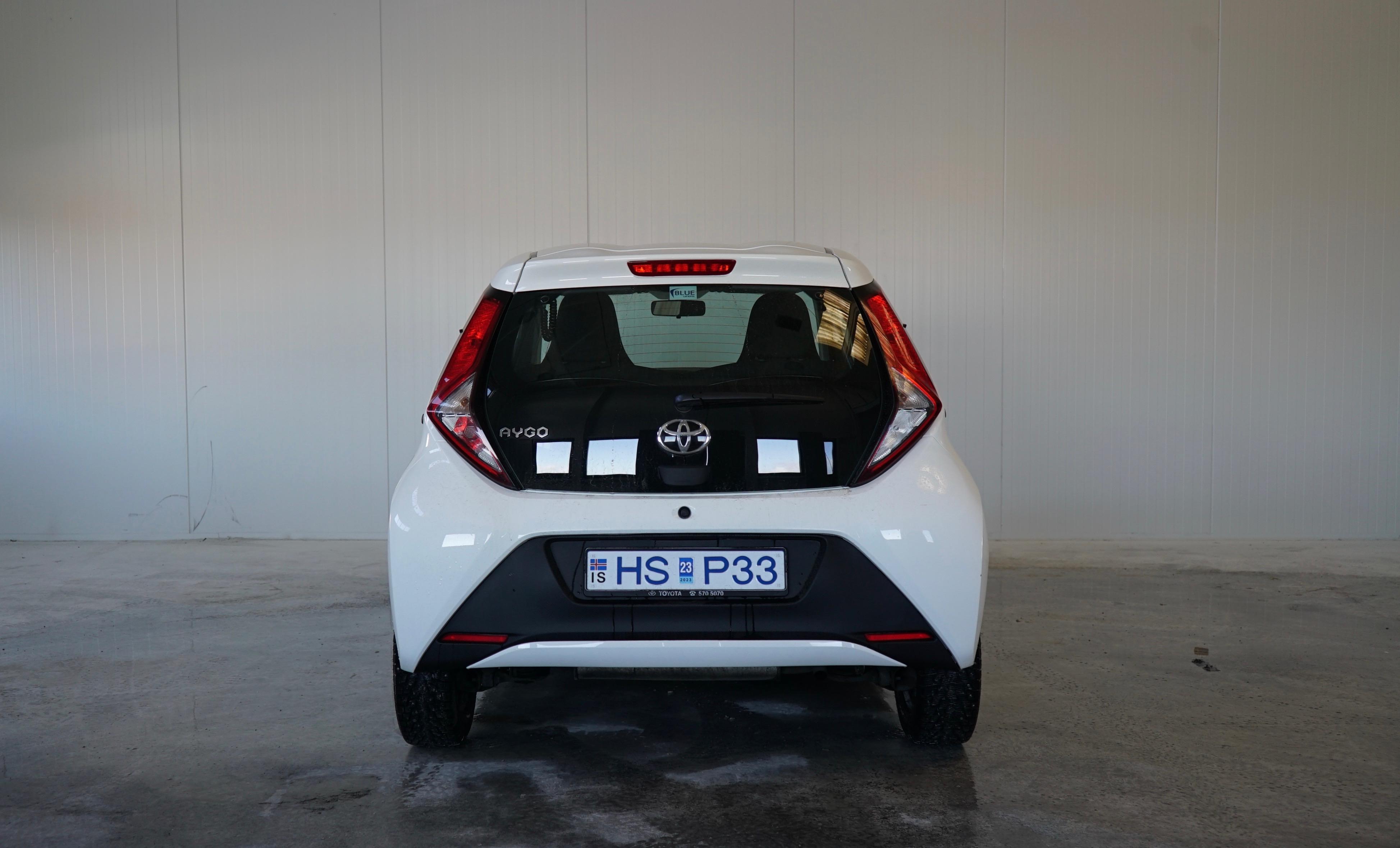 Toyota Aygo (automatic)