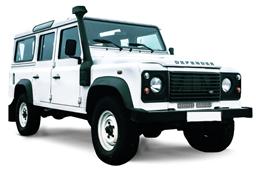 Land Rover Defender 4x4 DIESEL 7 seats