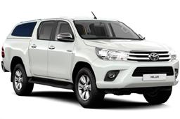 """Toyota Hilux 4x4 """"33 Adventure DIESEL"""