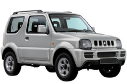 Suzuki Jimny 4x4 Older model