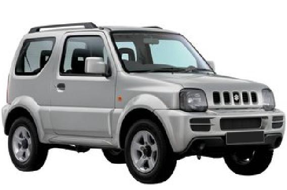 Suzuki Jimny 4x4 Older model