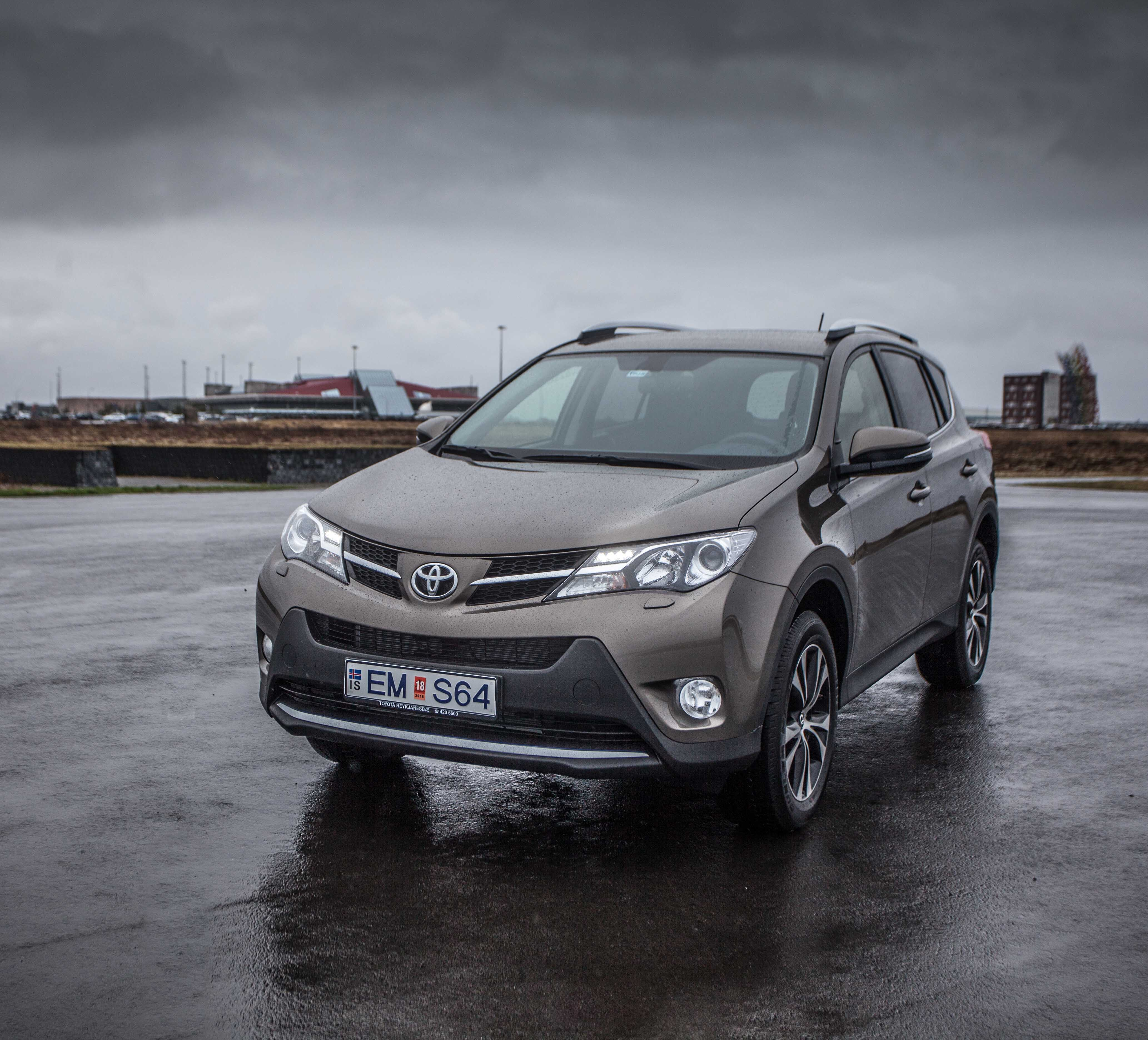 Toyota Rav Or Similar Car Rental
