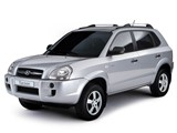 Hyundai Tucson - 4x4 Camper