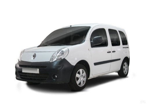 Renault Kangoo (Campervan)