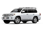 Rent a 4x4 Toyota Land Cruiser in Iceland