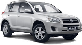Toyota RAV4 (older model)