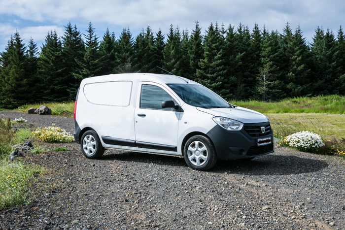 Comfy Two W/Heater. Manual Dacia Docker or similar - Drives and sleeps 2