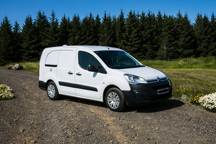 Comfy Two +1, W/HEATER , AUTOMATIC, Citroen Berlingo or similar - Drives 3 / Sleeps 2-3