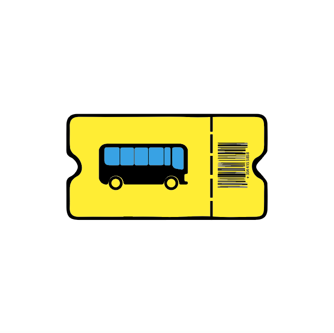 Flybus ticket