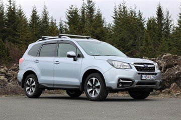 I - AUTOMATIC 4x4 Subaru Forester or similar - 2 pers