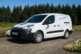 AA Campervan - W/HEATER , AUTOMATIC Citroen Berlingo or similar - Drives 3 / Sleeps 2-3