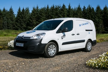 AA Campervan - W/HEATER , AUTOMATIC Citroen Berlingo or similar - Drives 3 / Sleeps 2-3