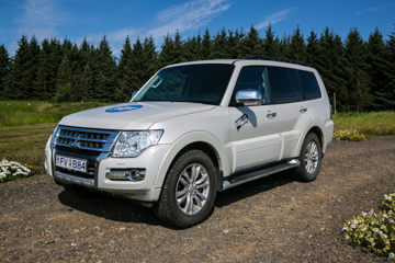 D - W/HEATER, AUTOMATIC 4x4  Mitsubishi Pajero or similar - Drives 2 / Sleeps 2