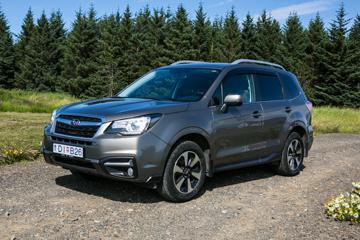 I - AUTOMATIC Subaru Forester - Sleep N' Drive 4X4 - 2 pers