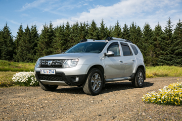 H- MANUAL Dacia Duster - Sleep N' Drive 4X4 - 2 PERS