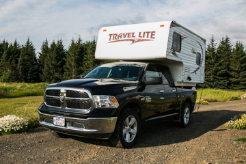 F - W/HEATER, AUTOMATIC 4x4 Dodge RAM or similar - Drives 6 / Sleeps 4