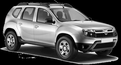 Dacia Duster 4x4 Manual