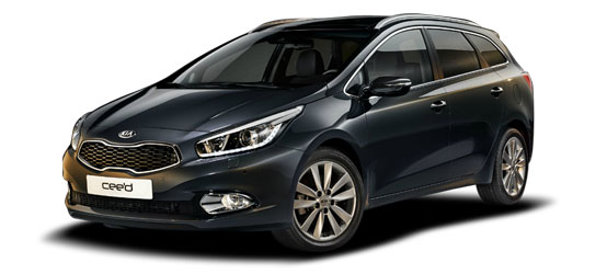 Kia Ceed Wagon / Toyota Auris Wagon Diesel