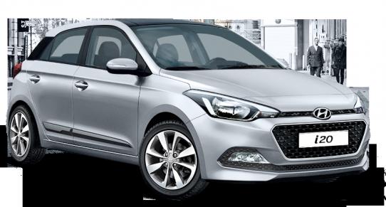 Hyundai i20 Manual