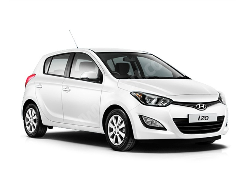 Toyota Yaris/ Hyundai i20 (Manual)