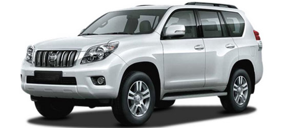 Toyota Land Cruiser 150 (Automatic)