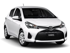 Toyota Yaris/ Huyndai i20 (Automatic)