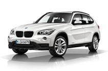 BMW X1 4x4 or similar