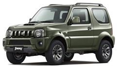 Suzuki Jimmy 4x4 Manual / Older model