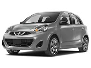Nissan Micra manual or similar