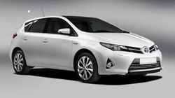 Toyota Auris Automatic or similar
