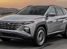 Hyundai Tucson SUV (Automatic) 2021 model