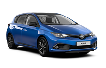 Toyota Auris Manual or similar