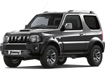 Suzuki Jimmy 4x4 Manual / 2015-2017