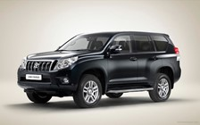 Toyota Land Cruiser or similar