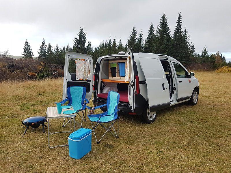 Go SMART Camper 2-pax