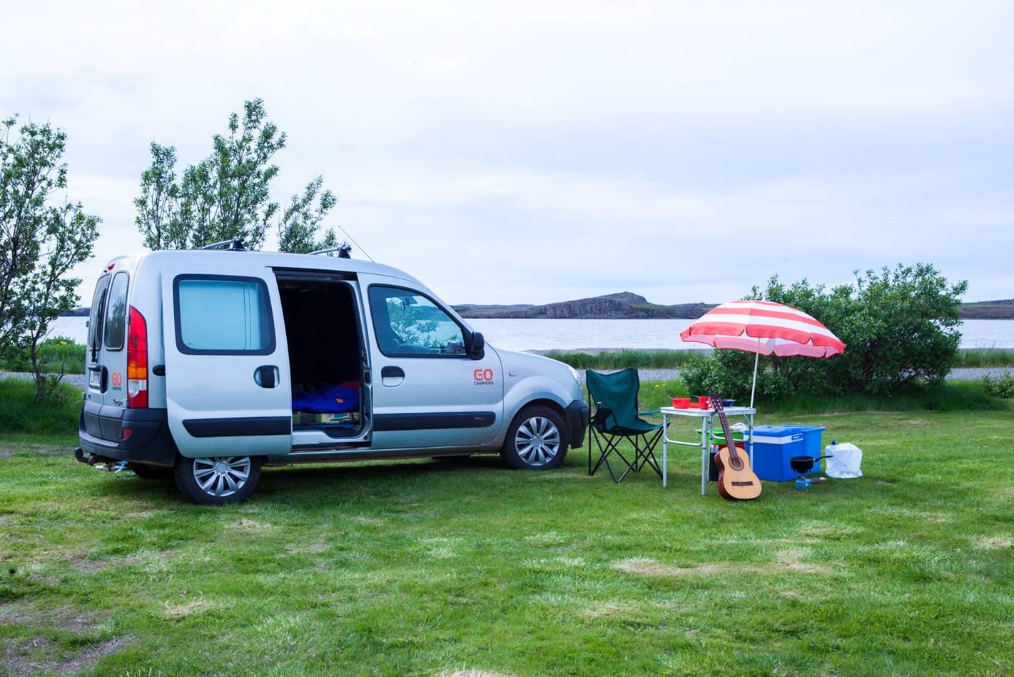 Go Smart Camper Old