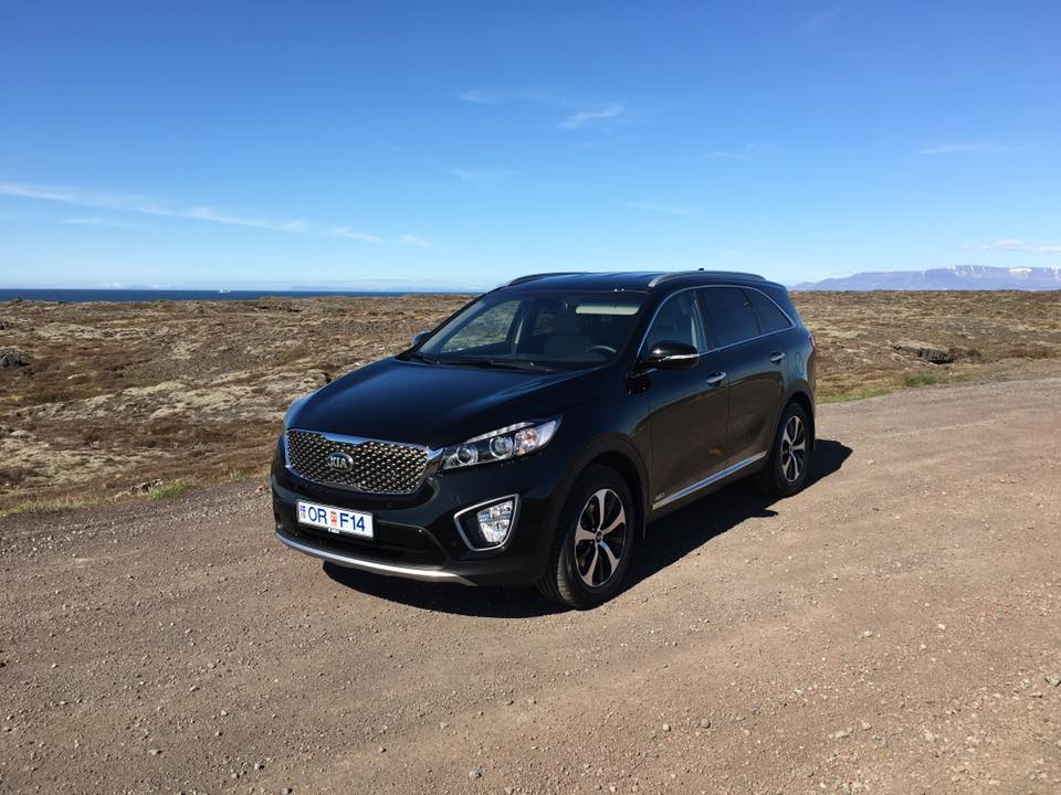 Kia Sorento 4x4 2017 with leather and GPS