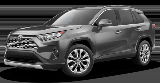 Toyota Rav 4 2019-2021