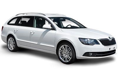 Skoda Superb Wagon 2014