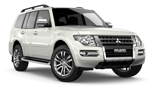 Mitsubishi Pajero Luxury 2016 With GPS