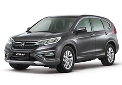 Honda CR-V 4x4 diesel or similar