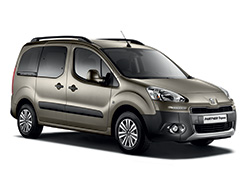 Peugeot Partner Tepee Outdoor or similar