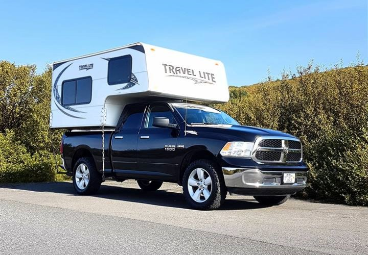 Dodge Ram 4x4 Camper