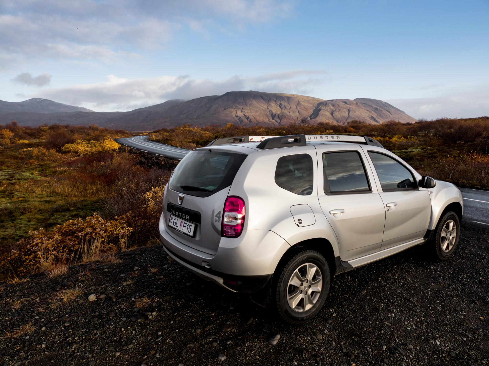 Dacia Duster Camper - Sleep N' Drive 4X4