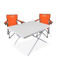 Easy Start Pack! A Table and Two Chairs