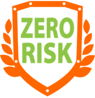 Zero Risk Insurance (Recommended)