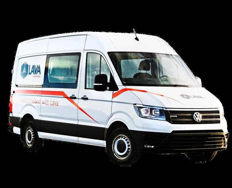 Lava Car Rental VW Camper Van
