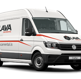 VW Crafter Camper Van